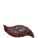 Großhandel Pflanzen & Töpfe: Pflanz Ellipse Jora 40x20x5cm, mit Folie, bordea